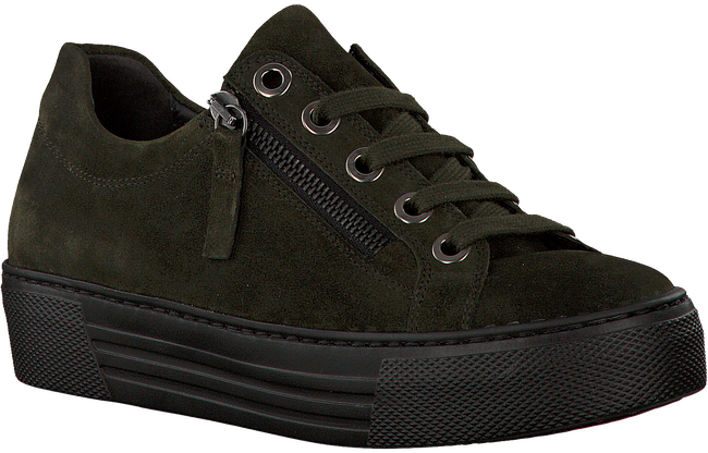 Groene GABOR Sneakers 468  - large