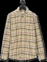 Khaki FORÉT Casual overhemd HORNET SHIRT