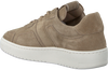 Taupe NUBIKK Lage sneakers YUCCA CANE WMN  - small