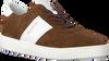 Bruine MAZZELTOV. Sneakers 3463  - small