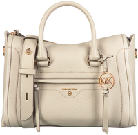 Beige MICHAEL KORS Handtas MD SATCHEL  - medium