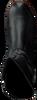 Zwarte GABOR Enkellaarsjes 703. - small