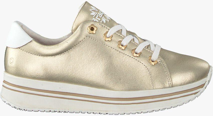 Gouden BRAQEEZ Sneakers 419260 RENEE RISE  - larger