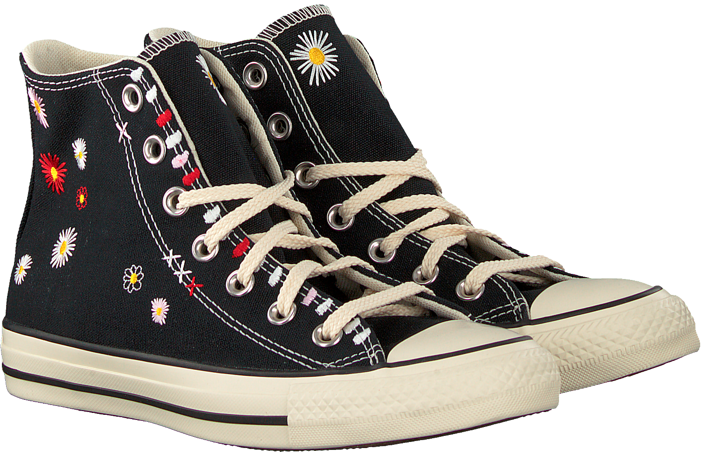 Zwarte CONVERSE Hoge sneaker CHUCK TAYLOR ALL STAR HI   Omoda