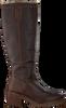 Bruine VERTON Hoge laarzen AMSTERDAM  - small