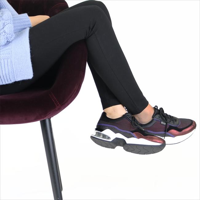Zwarte KARL LAGERFELD Sneakers KL61721 - large