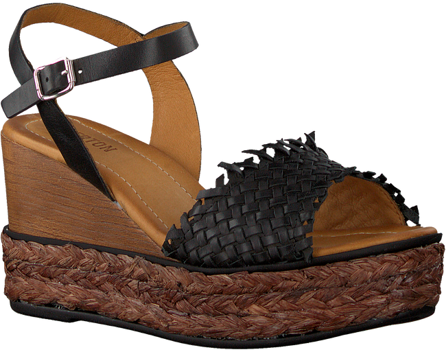 Zwarte VERTON Sandalen 52102  - large