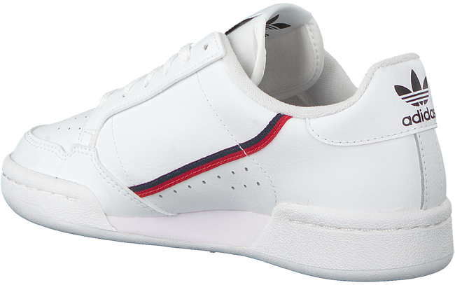 Witte ADIDAS Sneakers CONTINENTAL 80 J - large
