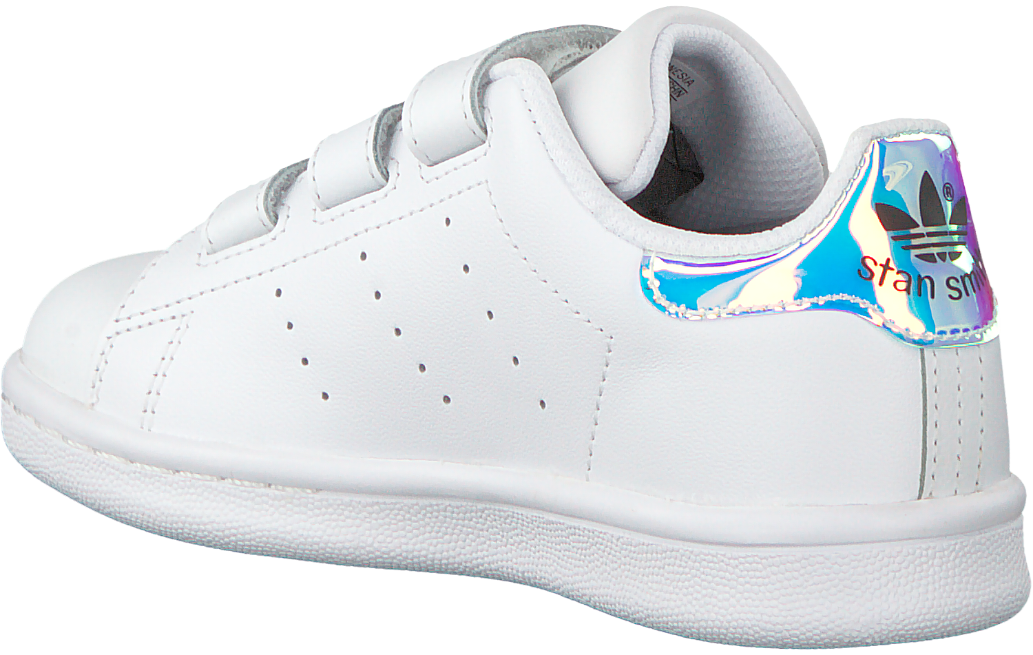Witte ADIDAS Sneakers STAN SMITH KIDS Omoda