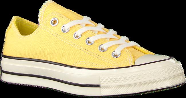 Gele CONVERSE Sneakers CHUCK 70 OX  - large