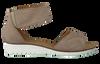 Beige GABOR Sandalen 570  - small