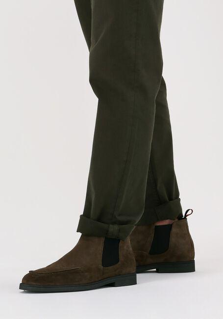 Bruine GREVE Chelsea boots TUFO 1737  - large