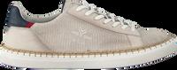 Beige NZA NEW ZEALAND AUCKLAND Sneakers TAUPO II LIZARD - medium