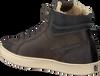 Grijze BJORN BORG Sneakers KANTE HIGH LINH M - small