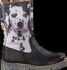 Zwarte WILD Lange laarzen 5550  - small