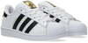Witte ADIDAS Lage sneakers SUPERSTAR C  - small