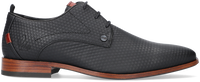 Zwarte REHAB Nette schoenen GREG TRIANGLE  - medium