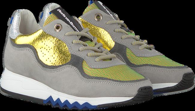 Gele FLORIS VAN BOMMEL Sneakers 85265  - large