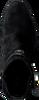 Zwarte VIA VAI Enkellaarsjes 4906021  - small
