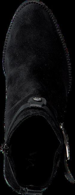 Zwarte VIA VAI Enkellaarsjes 4906021  - large