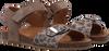 Beige CLIC! Sandalen CL-20166  - small