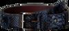 Blauwe FLORIS VAN BOMMEL Riem 75176 - small