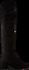 Zwarte OMODA Overknee laarzen 5255106  - small