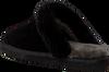 Zwarte WARMBAT Pantoffels BURLEY  - small