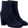 Blauwe UNISA Enkellaarsjes OSBORN  - small