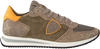 Beige PHILIPPE MODEL Sneakers TZLU  - small