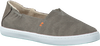 Grijze HUB Sneakers FUJI  - small