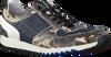 Blauwe FLORIS VAN BOMMEL Sneakers 16171  - small
