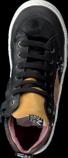 Zwarte SHOESME Hoge sneaker UR20W042  - large