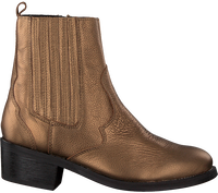 Gouden OMODA Chelsea boots LPMUSTANG - medium
