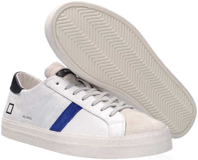 Witte D.A.T.E Lage sneakers HILL LOW  - large