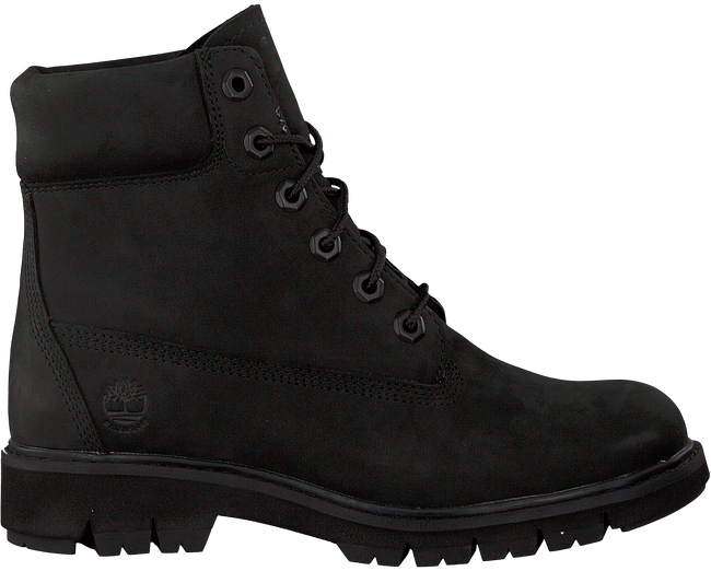 Zwarte TIMBERLAND Veterboots LUCIA WAY 6IN WP BOOT - large