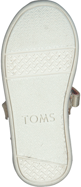 beige TOMS Ballerina's MARY JANE  - large