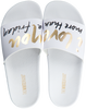 Witte THE WHITE BRAND Slippers FRIDAY  - small
