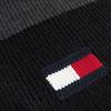 Grijze TOMMY HILFIGER Sjaal BIG FLAG SCARF  - small