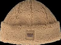 Bruine UGG  Muts SHERPA CUFF  - medium