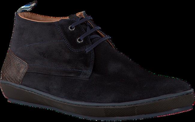 Blauwe FLORIS VAN BOMMEL Sneakers 10989  - large