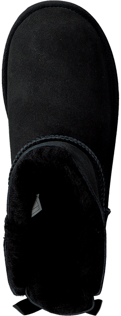 Zwarte UGG Vachtlaarzen MINI BAILEY BOW II  - large