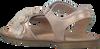 Beige CLIC! Sandalen 8791  - small