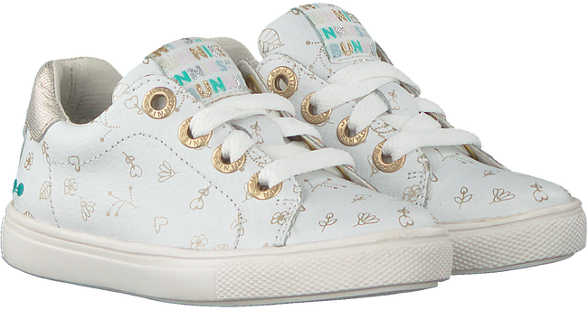 Witte BUNNIES JR Lage sneakers LUCIEN LOUW  - large