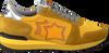 Gele ATLANTIC STARS Sneakers ALHENA  - small