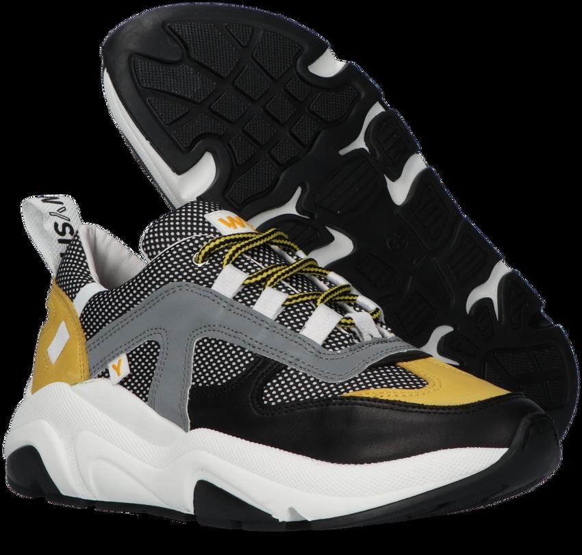 Grijze WYSH Lage sneakers CALVIN  - larger