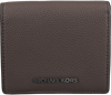 Taupe MICHAEL KORS Portemonnee CARRYALL CARD CASE - small
