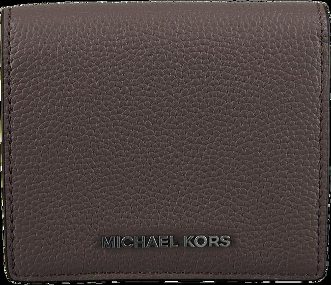 Taupe MICHAEL KORS Portemonnee CARRYALL CARD CASE - large