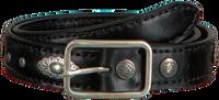 Zwarte SENDRA Riem 1155  - medium