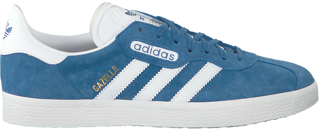 Blauwe ADIDAS Sneakers GAZELLE HEREN  - large
